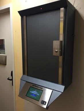 KeyWatcher 32 With Steel Door