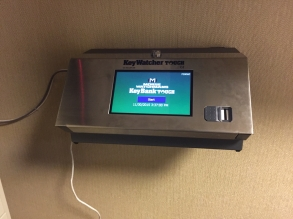 Remote Login Box